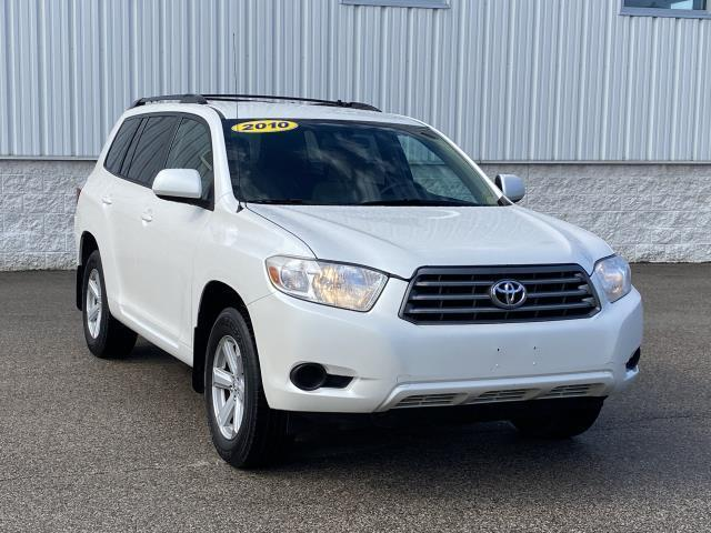 2010 Toyota Highlander 4WD 4dr V6  Base (Natl) Muskegon MI