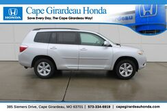 2010_Toyota_Highlander_Base_ Cape Girardeau MO