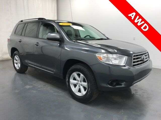 2010 Toyota Highlander Base Holland MI