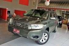 2010 Toyota Highlander Cold Weather Package Extra Value Package