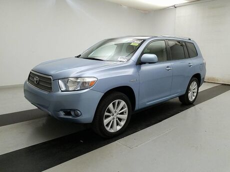 2010 Toyota Highlander Hybrid Limited w/3rd Row Watch Video Below! Georgetown KY