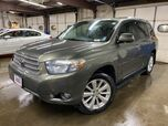 2010 Toyota Highlander Hybrid Limited w/3rd Row