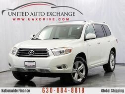 2010_Toyota_Highlander_Limited 4WD_ Addison IL