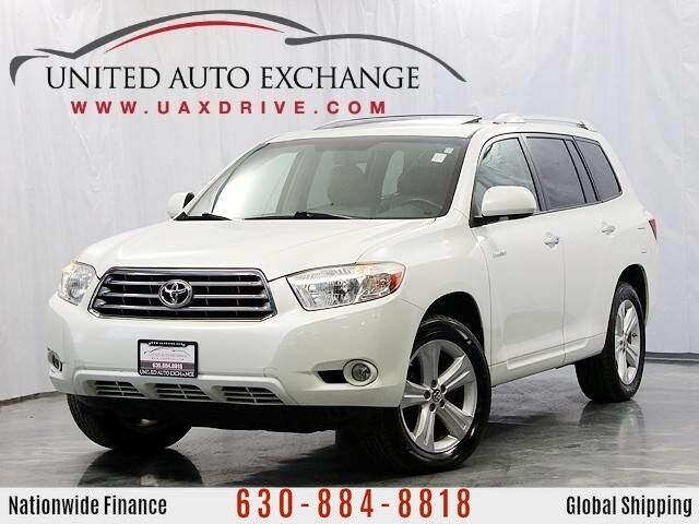 2010 Toyota Highlander Limited 4WD Addison IL