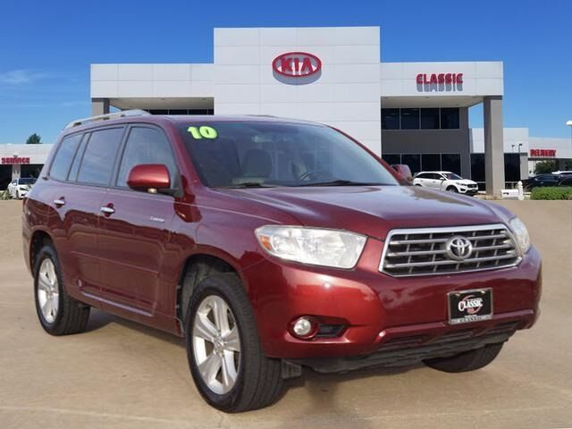 2010 Toyota Highlander Limited Carrollton TX