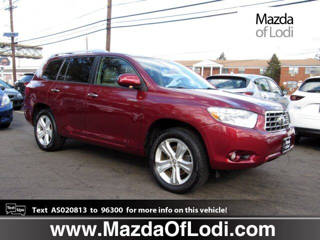 2010 Toyota Highlander Limited Lodi NJ
