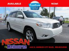 2010_Toyota_Highlander_Limited_ Melbourne FL