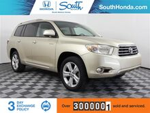 2010_Toyota_Highlander_Limited_ Miami FL