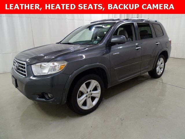 2010 Toyota Highlander Limited Raleigh NC