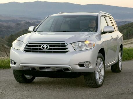 2010_Toyota_Highlander_Limited_ Salisbury MD