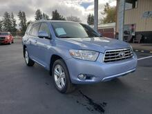2010_Toyota_Highlander_Limited_ Spokane WA
