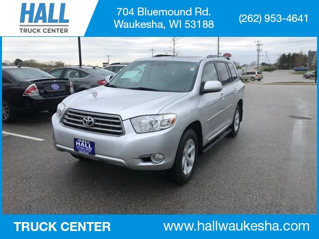 2010 Toyota Highlander SE AWD with 3rd Row Waukesha WI