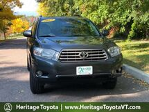 2010 Toyota Highlander SE South Burlington VT