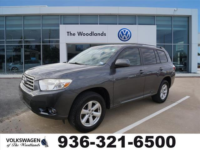 2010 Toyota Highlander SE The Woodlands TX