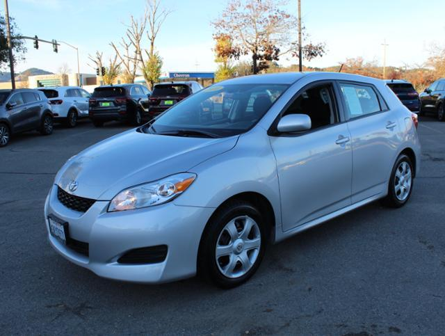 2010 Toyota Matrix Sport Wagon 4D