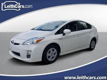 2010_Toyota_Prius_5dr HB II_ Cary NC