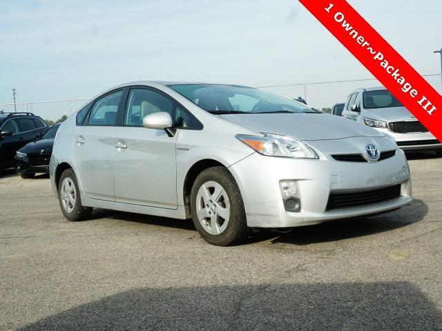 2010 Toyota Prius 5dr HB III Cranberry Twp PA