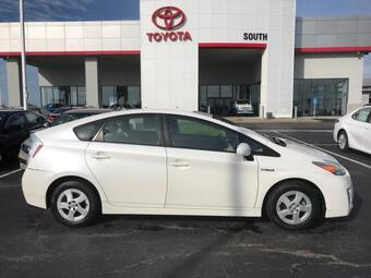 2010_Toyota_Prius_5dr HB III_ Richmond KY