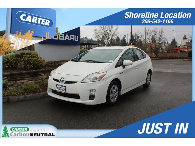 2010 Toyota Prius Base Seattle WA
