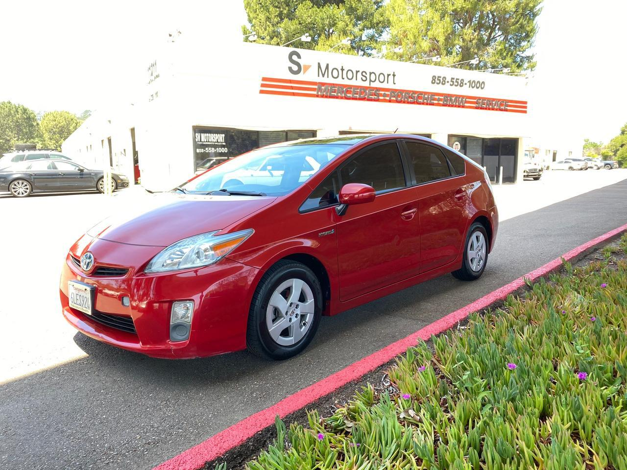 2010 Toyota Prius Five San Diego CA