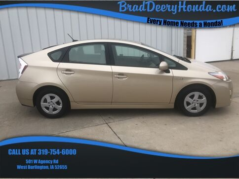 2010_Toyota_Prius_I_ West Burlington IA