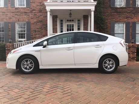 2010 Toyota Prius LOADED Navi, back-up camera, leather, blue tooth 2-owners pearl white Arlington TX