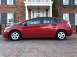 2010 Toyota Prius PRIUS 5 LOADED with all options 1-owner beautiful red MUST C!