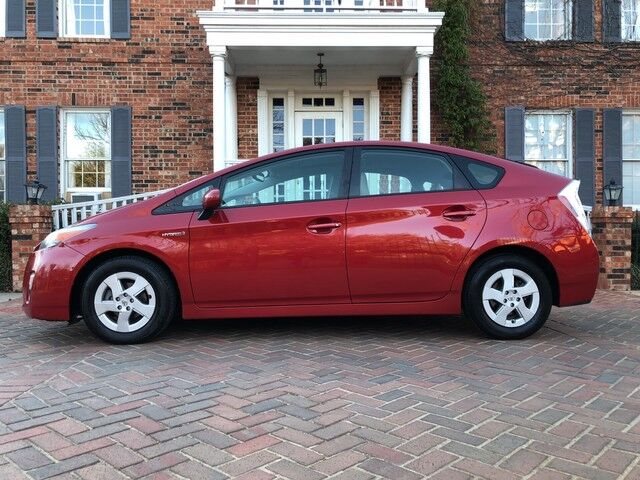 2010 Toyota Prius PRIUS 5 LOADED with all options 1-owner beautiful red MUST C! Arlington TX