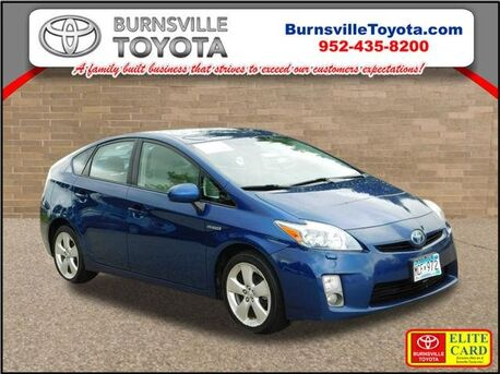 2010_Toyota_Prius_V_ Burnsville MN