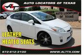 2010 Toyota Prius V with LEATHER