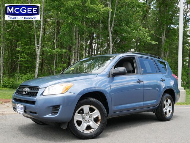 2010 Toyota RAV4 4WD 4dr 4-cyl 4-Spd AT Hanover MA