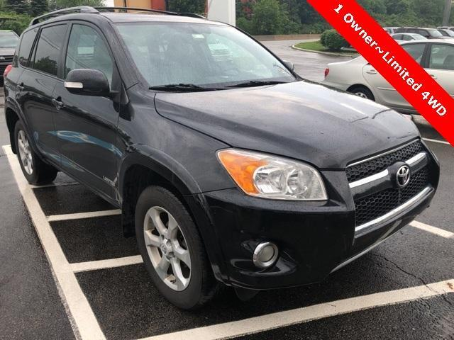 2010 Toyota RAV4 4WD 4dr 4-cyl 4-Spd AT Ltd Cranberry Twp PA
