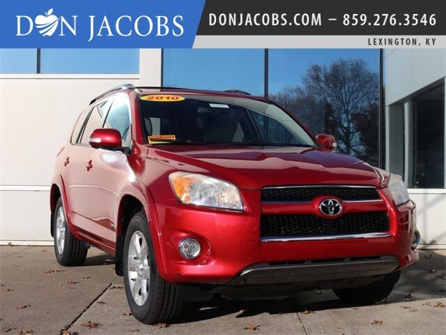 2010 Toyota RAV4 Limited Lexington KY