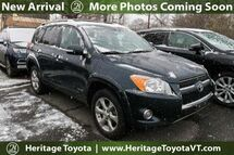 2010 Toyota RAV4 Limited South Burlington VT