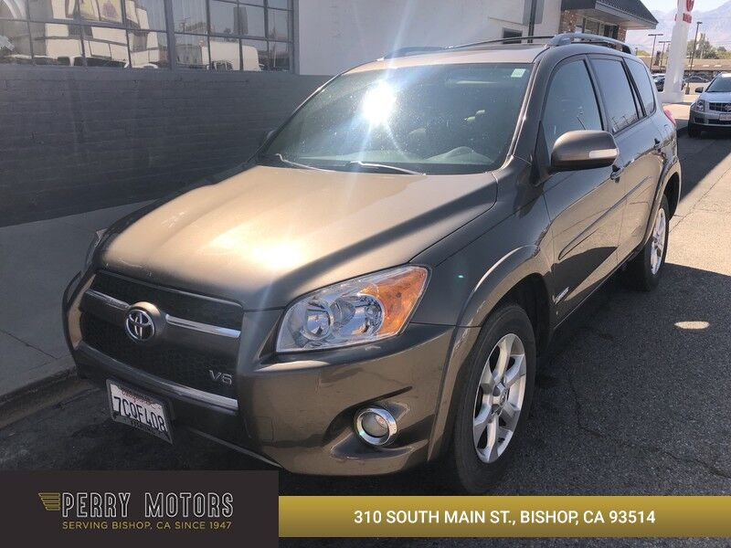 2010 Toyota RAV4 Ltd Bishop CA