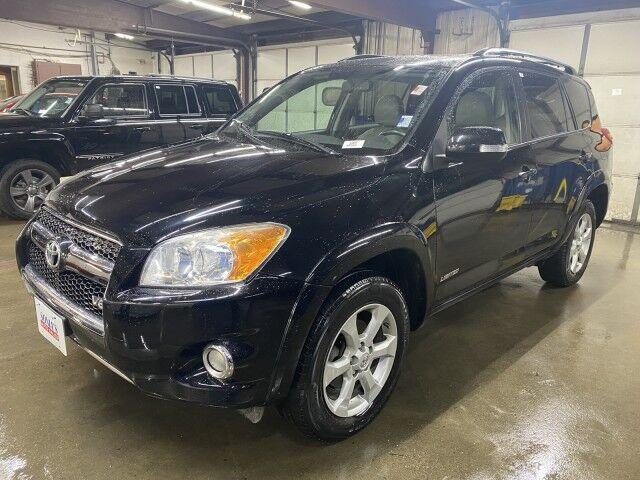 2010 Toyota RAV4 Ltd Worcester MA