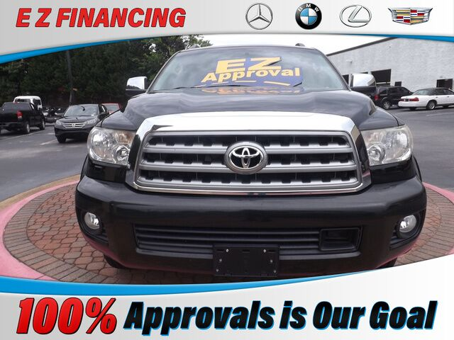 2010 Toyota SEQUOIA PLATINUM Morrow GA