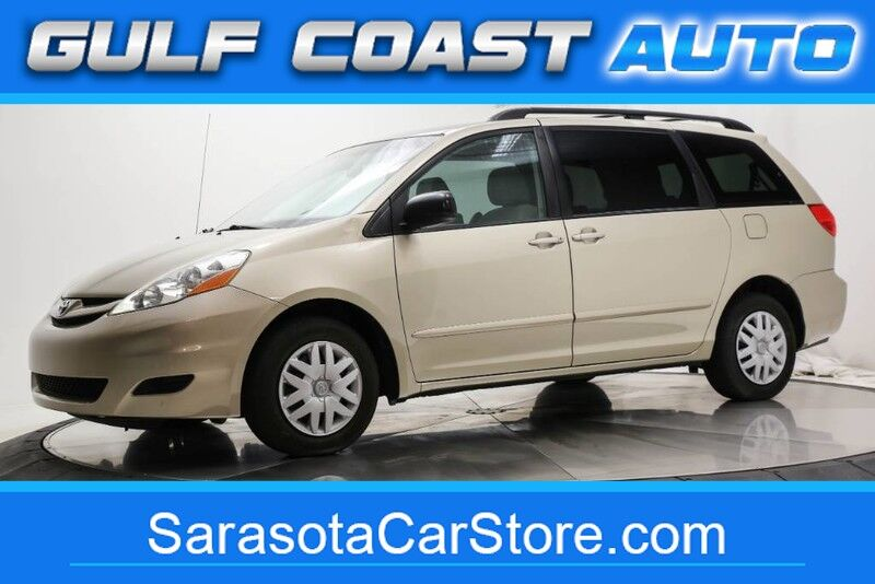 2010_Toyota_SIENNA_LE 1FL OWNER MINI VAN DUAL POWER SLIDING CLEAN !!_ Sarasota FL