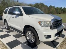 2010_Toyota_Sequoia_4d SUV 4WD Platinum_ Outer Banks NC