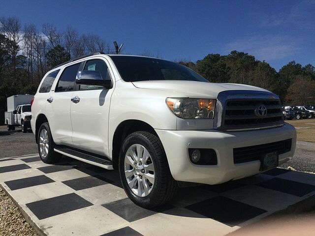 2010 Toyota Sequoia 4d SUV 4WD Platinum Virginia Beach VA