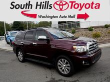 2010_Toyota_Sequoia_Limited_ Canonsburg PA