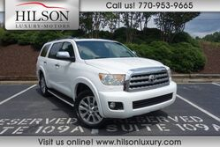 Toyota Sequoia Limited 2010