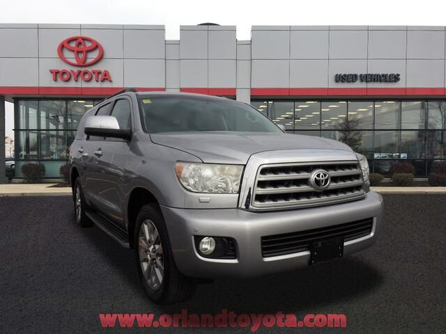 2010 Toyota Sequoia Limited Tinley Park IL