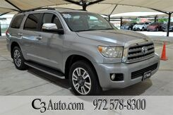 2010_Toyota_Sequoia_Ltd_ Plano TX