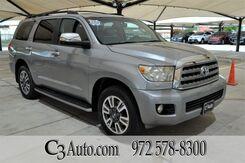 2010_Toyota_Sequoia_Ltd_ Plano TX