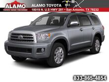 2010_Toyota_Sequoia_Ltd_ San Antonio TX