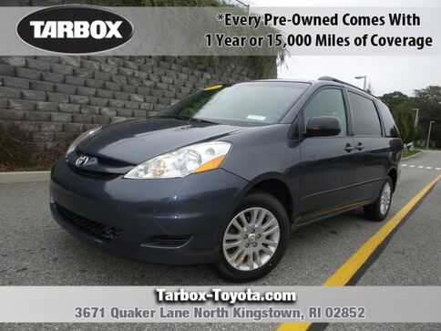 2010_Toyota_Sienna_LE_ North Kingstown RI