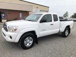 2010 Toyota Tacoma Extended Cab 4x4 5-Speed 2.7L