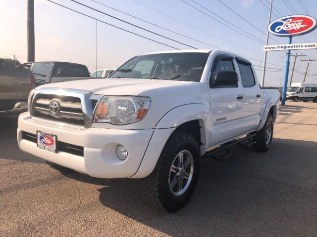 2010 Toyota Tacoma PreRunner Double Cab V6 Auto 2WD Georgetown TX