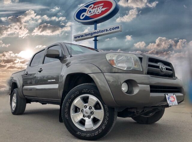 Used 2010 Toyota Tacoma PreRunner Double Cab V6 Auto 2WD in Austin TX